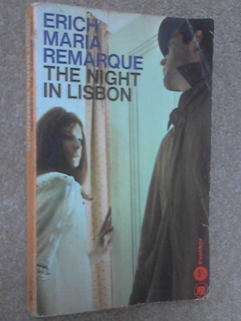 The Night in Lisbon, Remarque, Erich Maria
