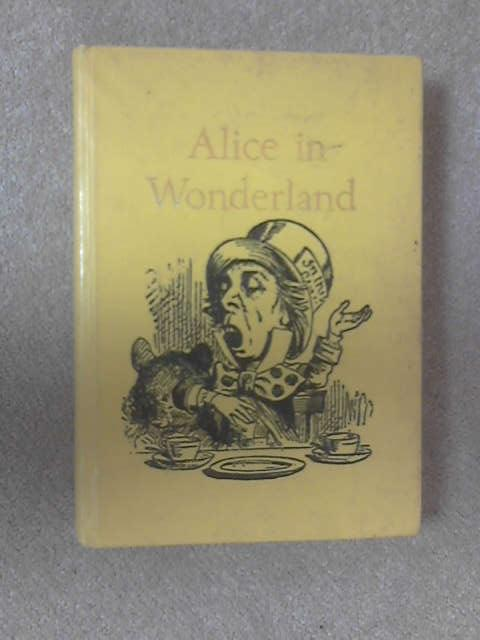 Alice in Wonderland, Lewis Carroll