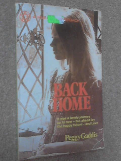 Back Home, Peggy Gaddis