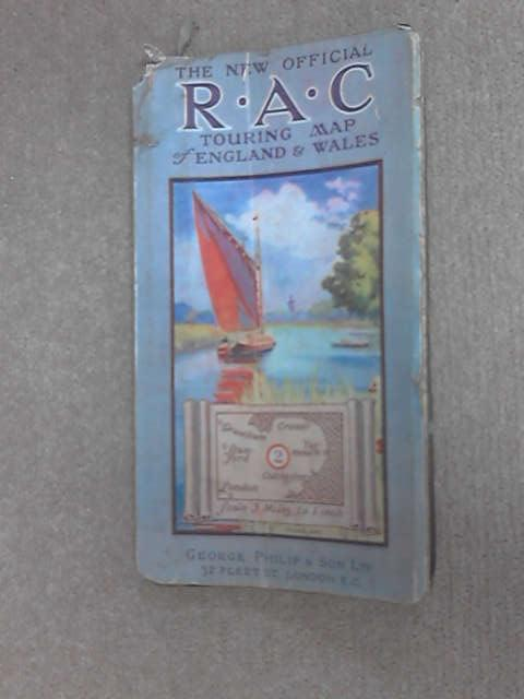 Sheet 2: The New Official R. A. C. Touring Map of England & Wales, Unstated