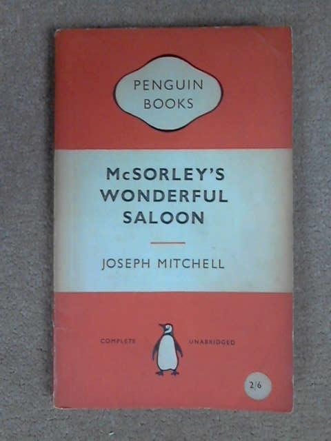 McSorley's Wonderful Saloon, Mitchell, Joseph