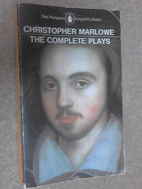The Complete Plays, Marlowe, Christopher