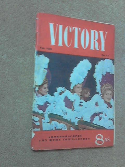 Victory Vol VIII NO.II, Unknown