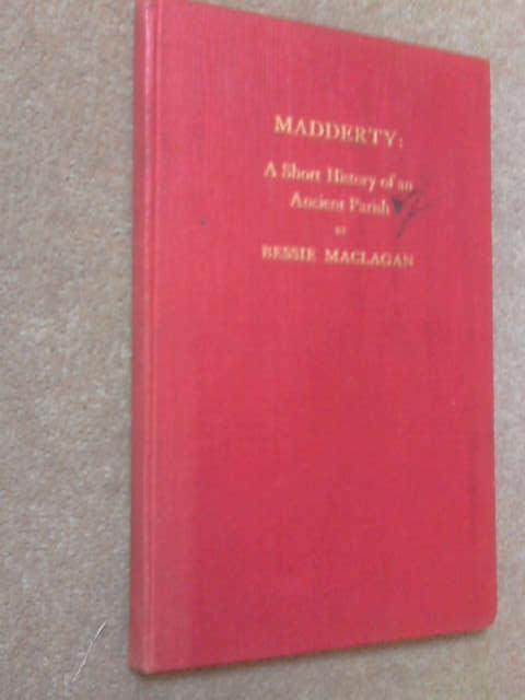 Madderty, Bessie Maclagan