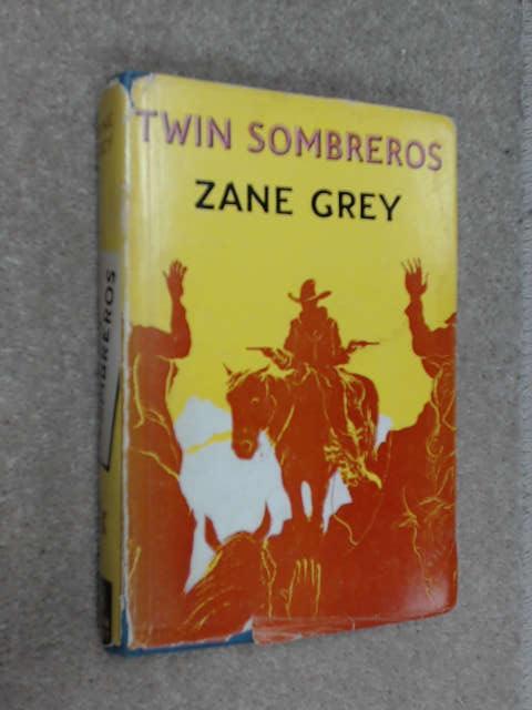 Twin Sombreros, Grey, Zane