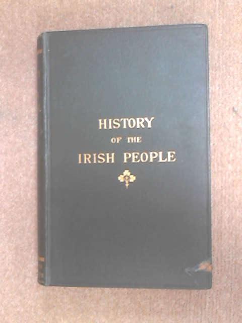 History of the Irish People, O'Conor, W. A.