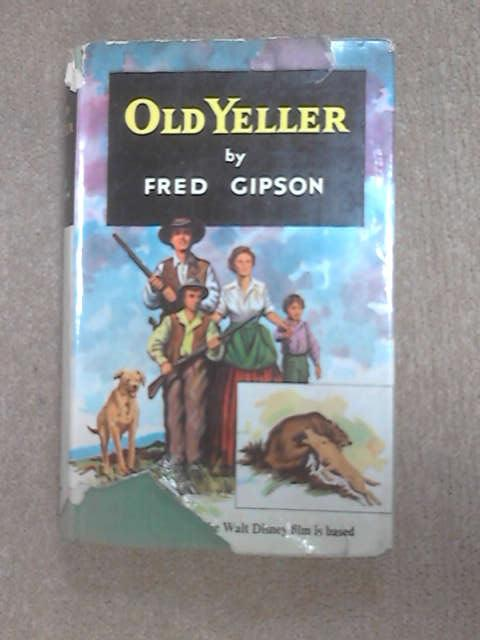 Old Yeller, Gipson, Fred