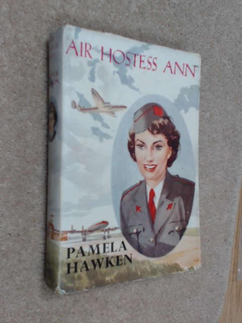 Air Hostess Ann, Pamela Hawken