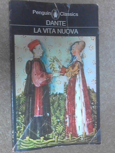 La Vita Nuova (Poems of Youth), Dante Alighieri