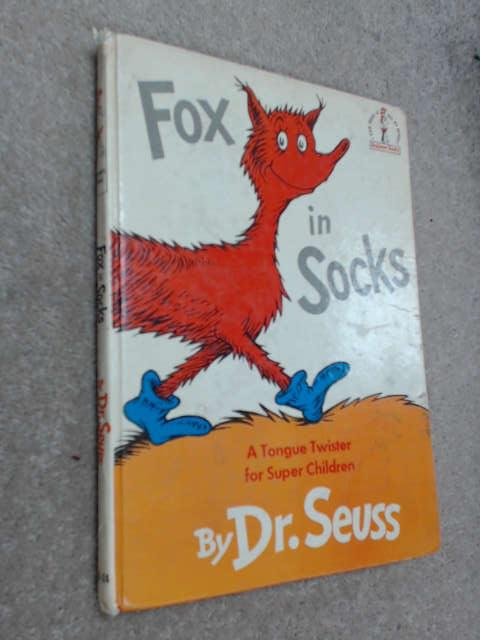 Fox in Socks, Dr. Seuss