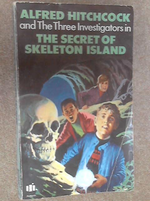 The Secret of Skeleton Island, Arthur, Robert