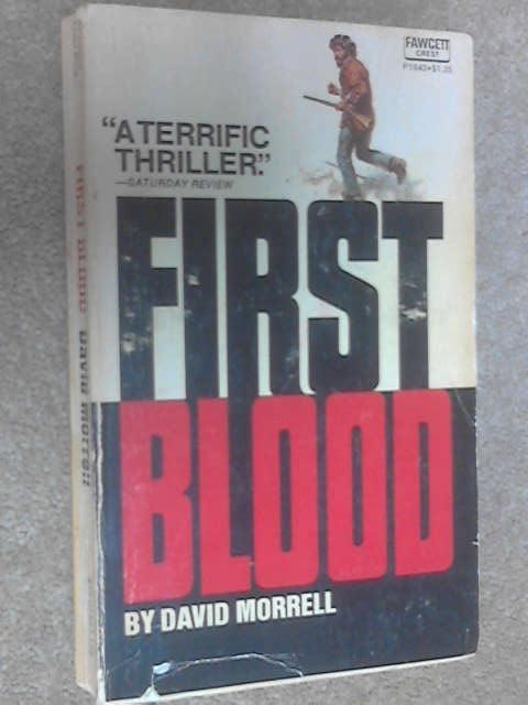 First Blood, Morrell, David