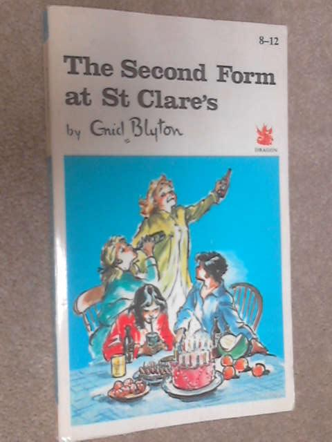 The Second Form at St. Clare's, Enid Blyton