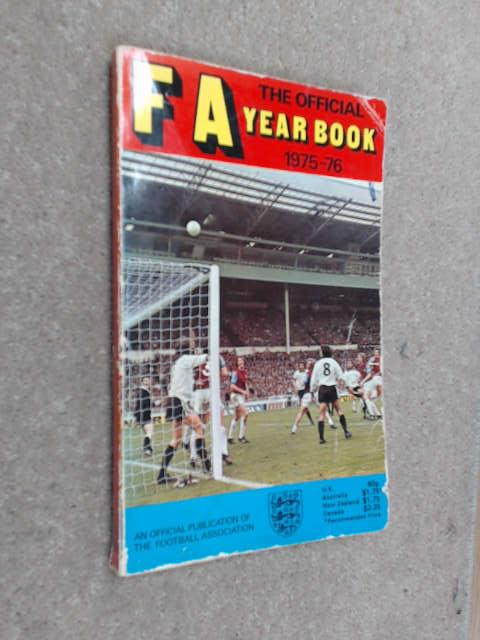 The Football Association Year Book 1975-76, (football Association)
