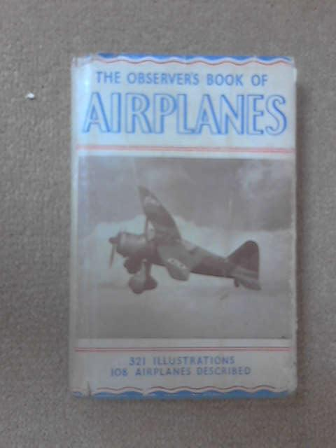 The Observer's Book of Airplanes, Lawrence, Joseph