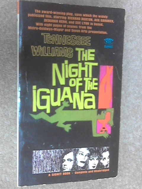 The Night of the Iguana, Williams, Tennessee