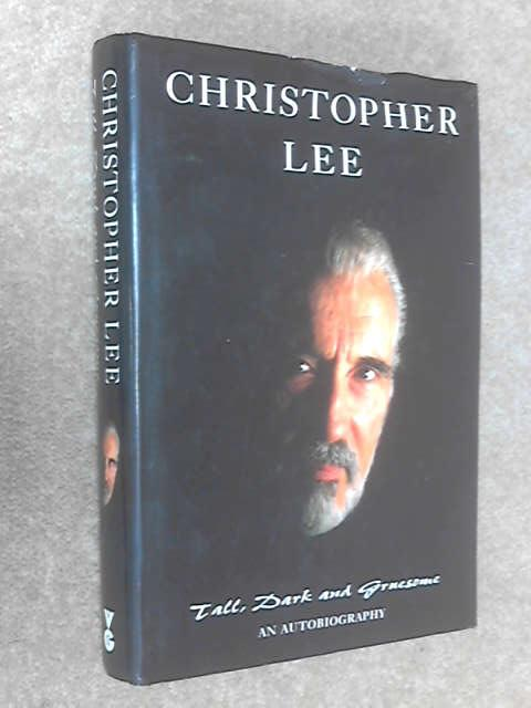 Tall Dark And Gruesome, Sir Christopher Lee