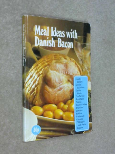 Meal Ideas With Danish Bacon, ( Drawings)  Tony Hall