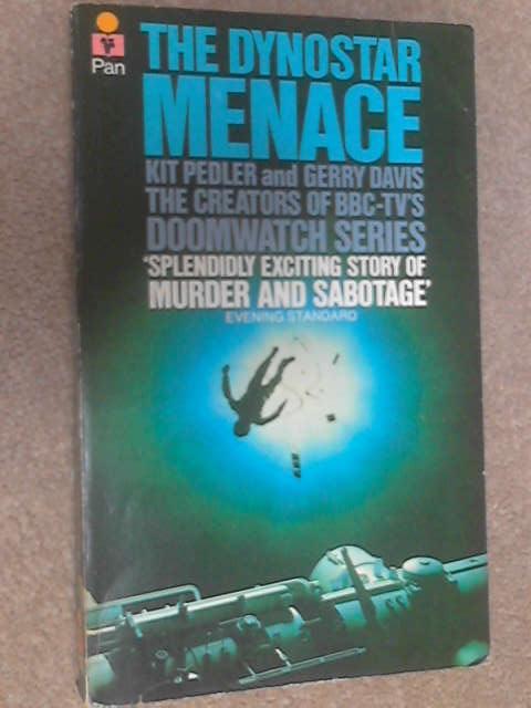 The Dynostar Menace, Kit Pedler, Gerry Davis
