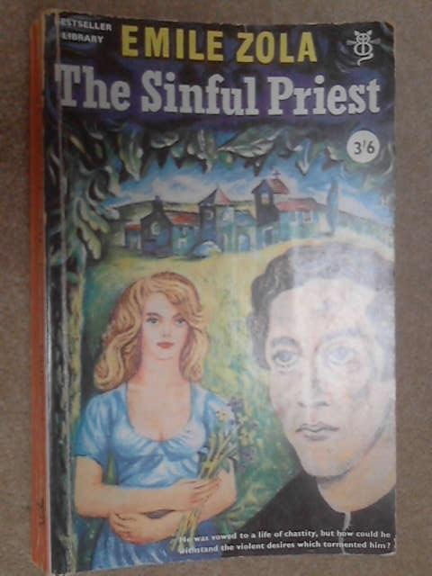 The Sinful Priest (Bestseller Library)