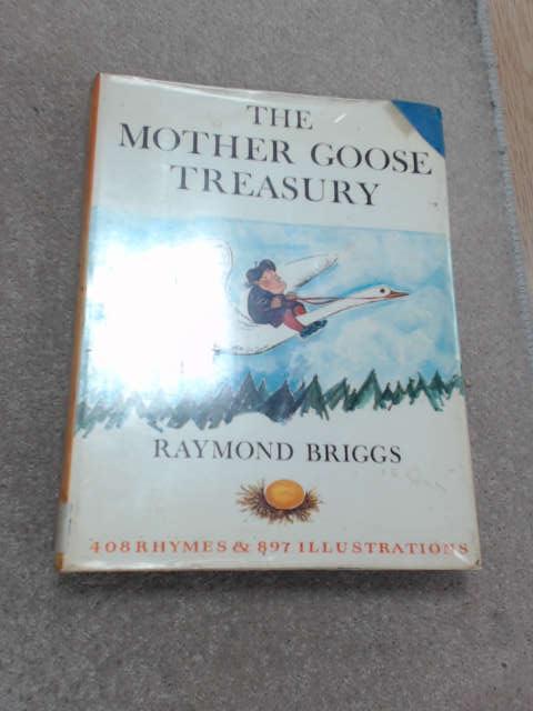 The Mother Goose Treasury, Briggs, Raymond