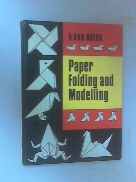 Paper Folding & Modelling, Breda, Aart Van