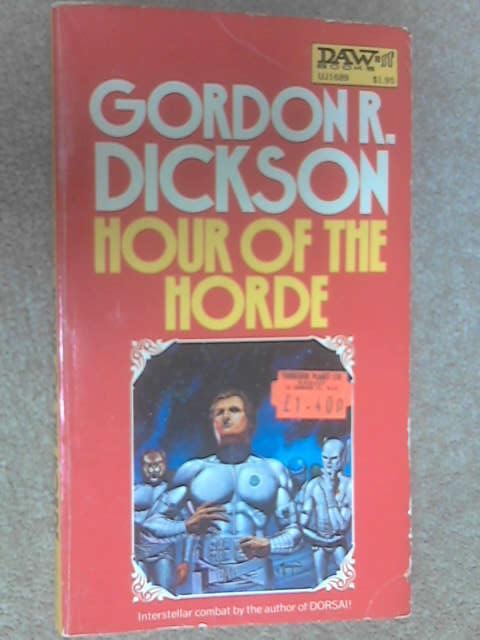 Hour of the Horde, Dickson, Gordon