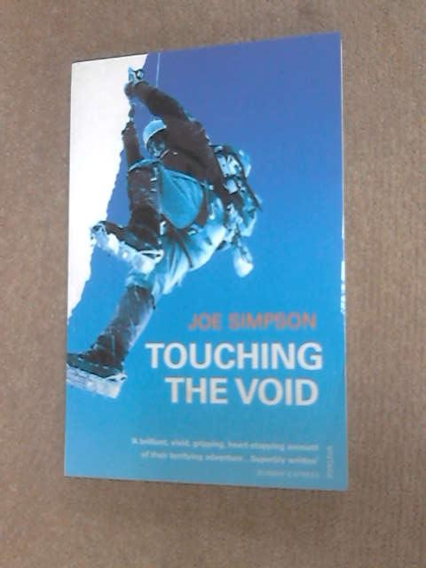 Touching the Void, Simpson Joe