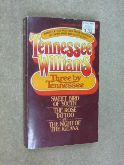 Three by Tennessee, Tennessee Williams