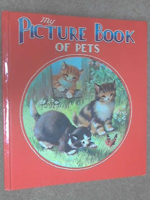 My Picture Book of Pets, Unknown
