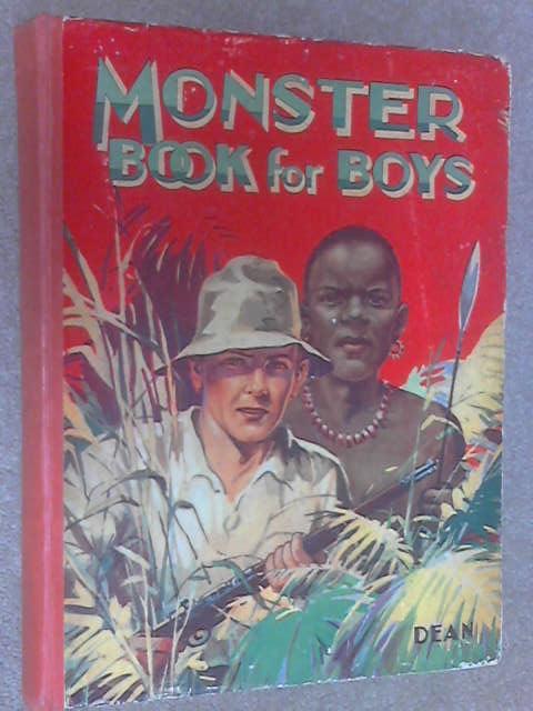 Monster Book for Boys, Various