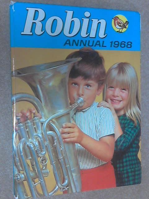 Robin Annual 1968, Unknown