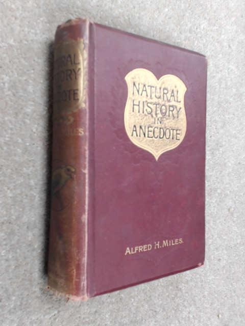 Natural History in Anecdote, 384