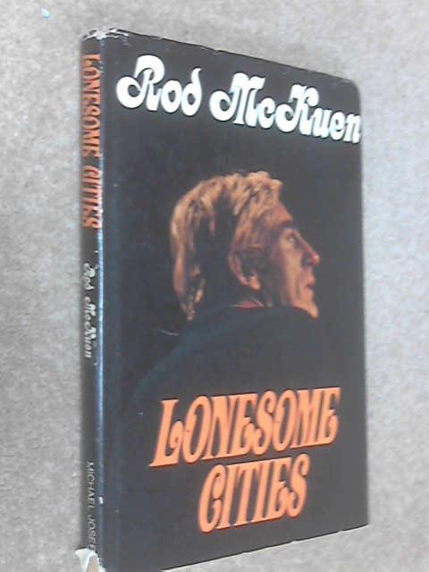 Lonesome Cities, Rod McKuen