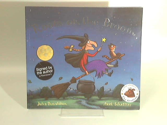 Room on the Broom, Donaldson, Julia