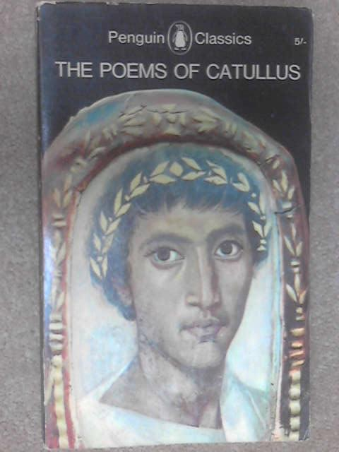 The Poems of Catullus, Peter Whigham (ed)