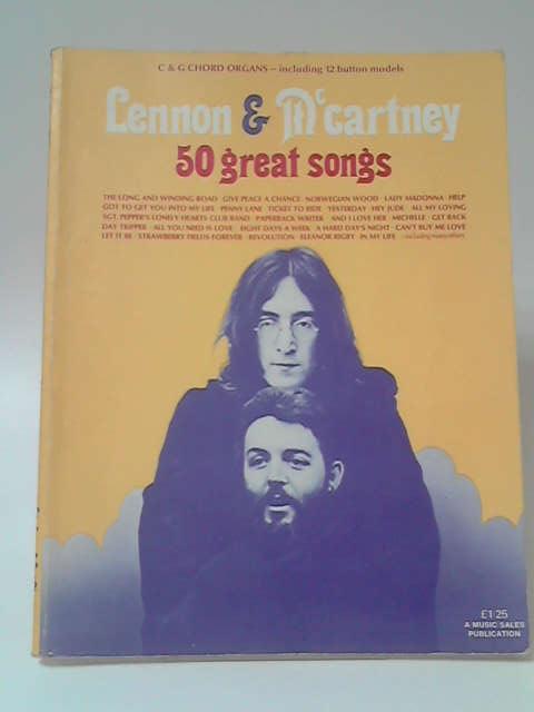Lennon & McCartney: 50 Great Songs, John Lennon & Paul McCartney