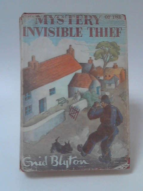 The Mystery of the Invisible Thief, Enid Blyton