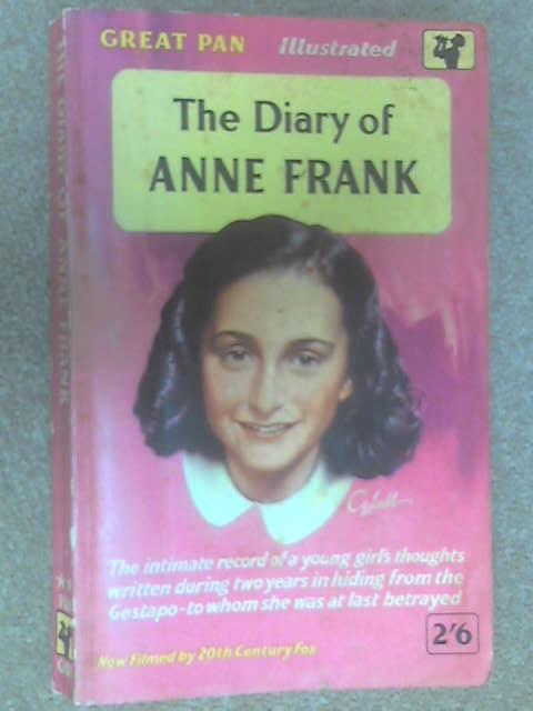 The Diary of Anne Frank, Anne Frank