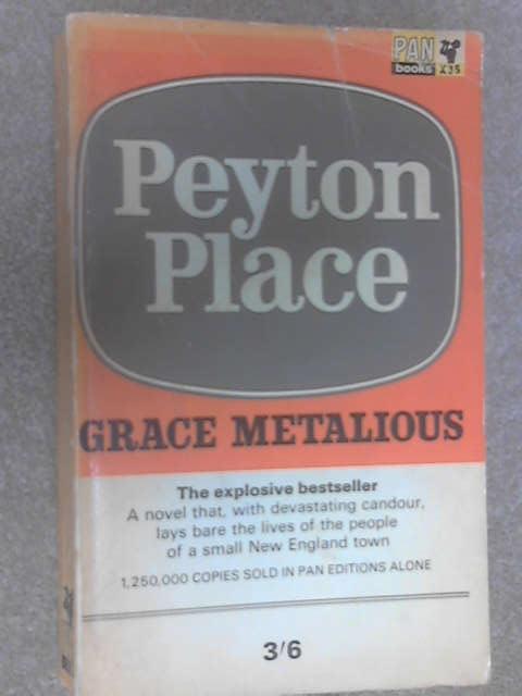 Peyton Place, Grace Metalious