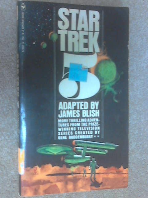 Star Trek 5, Blish, James