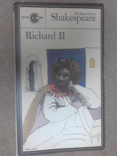 The Tragedy of King Richard the Second, Shakespeare, William