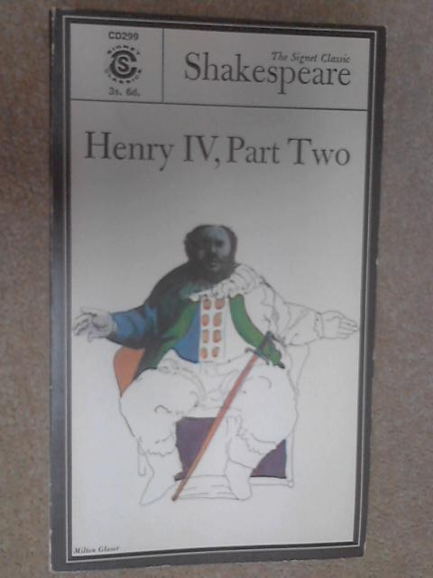 Henry IV, Part Two, William Shakespeare