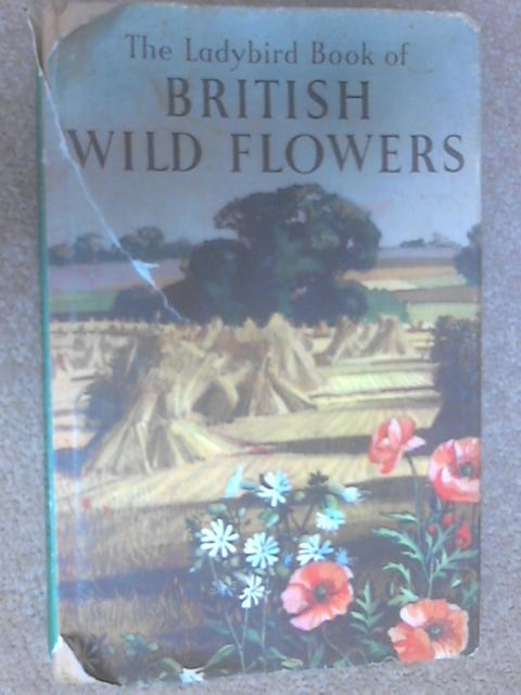 The Ladybird Book of British Wild Flowers, Brian Vesey-Fitzgerald