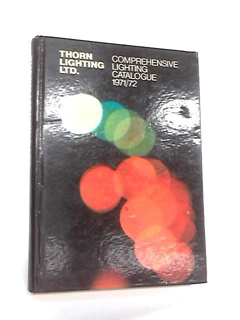comprehensive lighting catalogue 1971 72 thorn lighting. Black Bedroom Furniture Sets. Home Design Ideas