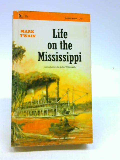 analysis life on the mississippi Personal background mark twain (aka, samuel longhorne clemens) was born in the little town of florida, missouri, on november 30, 1835, shortly after his fami.