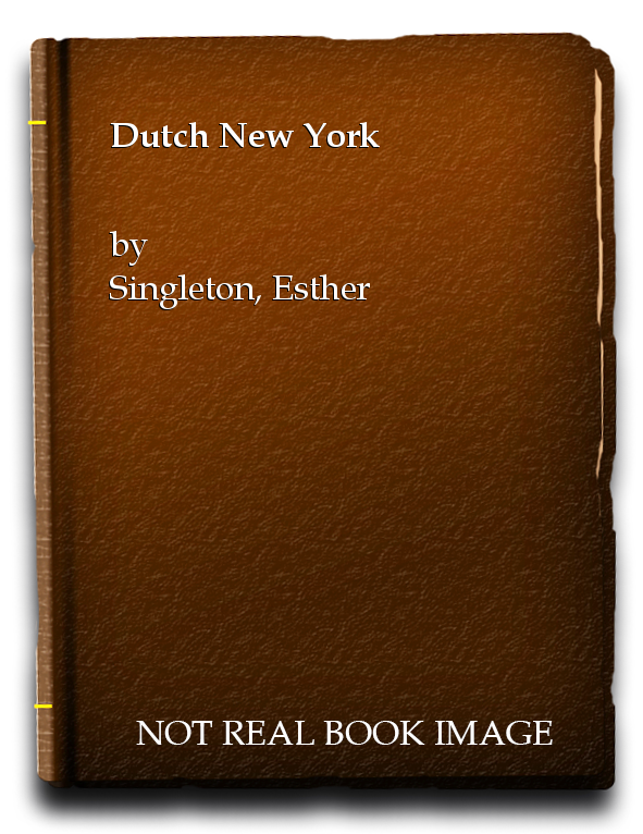 Dutch New York, Singleton, Esther