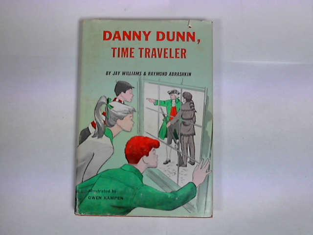 Danny Dunn, Time Traveller, Williams, Jay