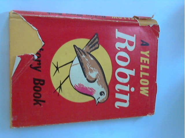 A yellow 'Robin' story book