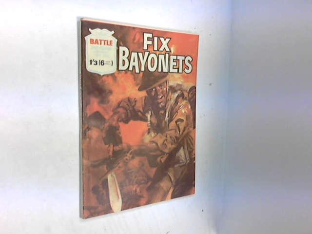 Battle-Picture-Library-Fix-Bayonets-no-503-Anonymous-1970